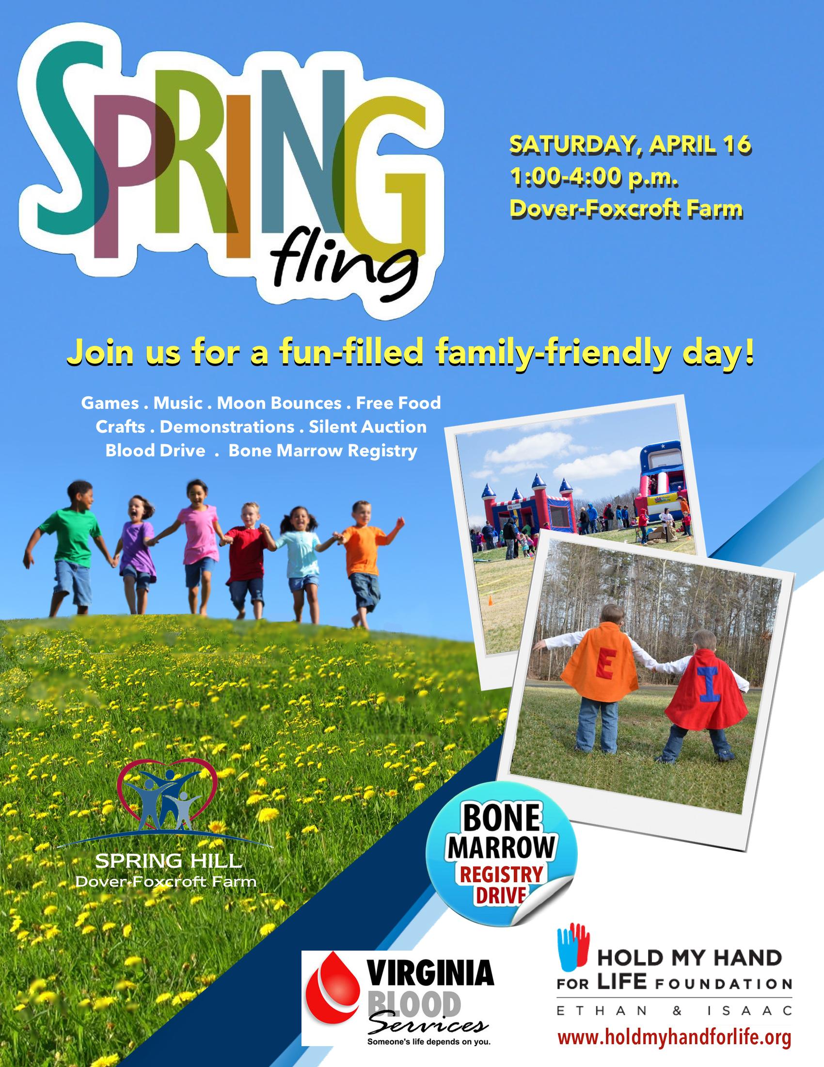 SpringFling-flyer 2016 Dover-Foxcroft